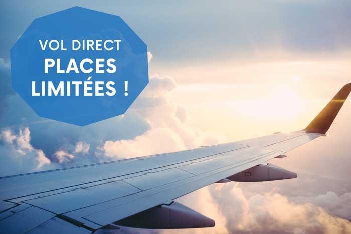 Vols directs PARIS - LAS VEGAS
