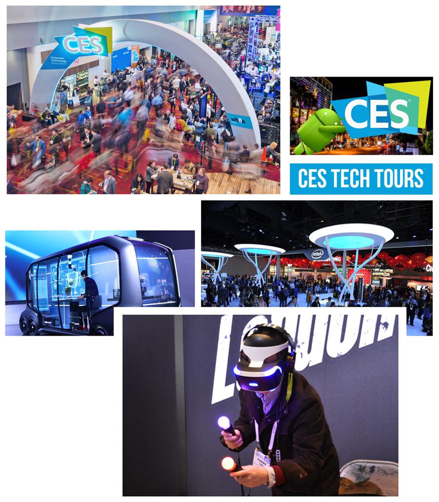 CES Tech Tour