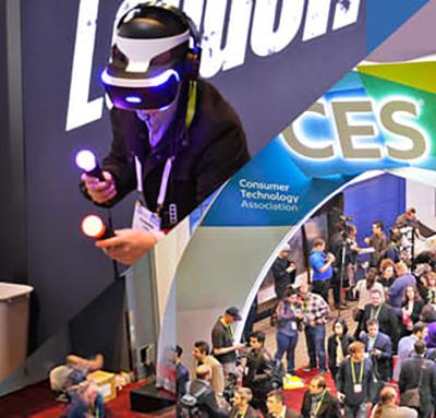 PACKS VISITEURS : CES Visiteurs & CES Tech Tours