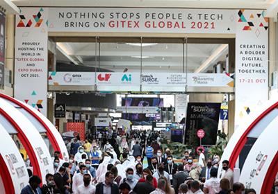 GITEX 2021 - DUBAI